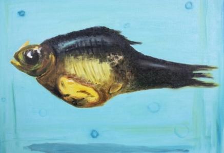 Fisch fast fertig