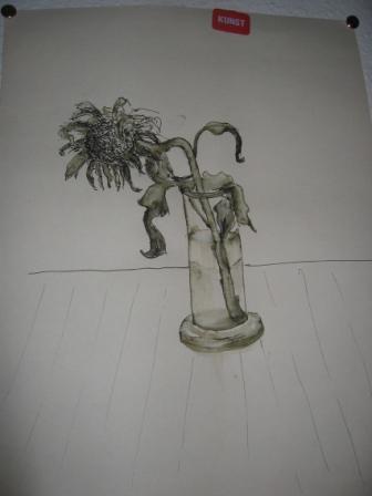 Sonnenblumen malen ist keine Kunst 1